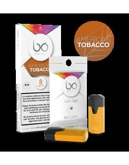 BŌ Caps Génération 2 American Tobacco