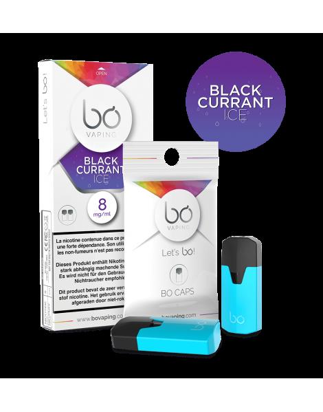 Bo Caps - Blackcurrant Ice