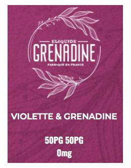 VIOLETTE GRENADINE