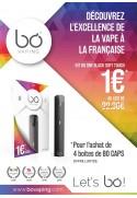 BŌ One 1 € Black Soft Touch Garantie à vie