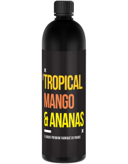Tropical, Mango & Ananas