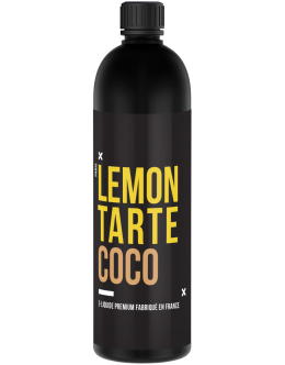 Lemon Tarte Coco