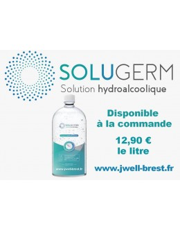 Solution Mains Hydroalcoolique 1 litre