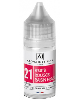 Arôme Fruits Rouges Raisin Fraise | Aroma Institute