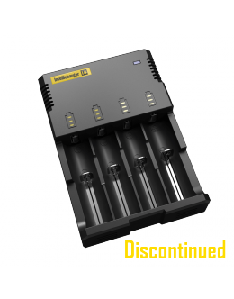 CHARGEUR BATTERIES I4 NITECORE