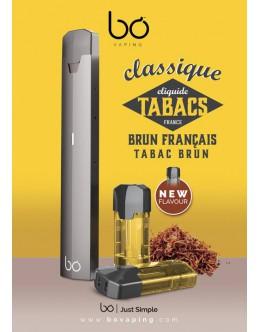Bo Caps - Brun Français